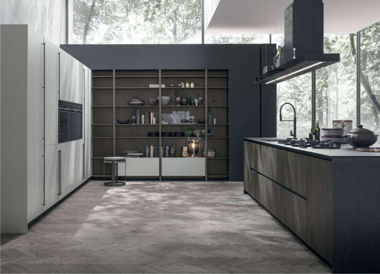 cucina moderna di design