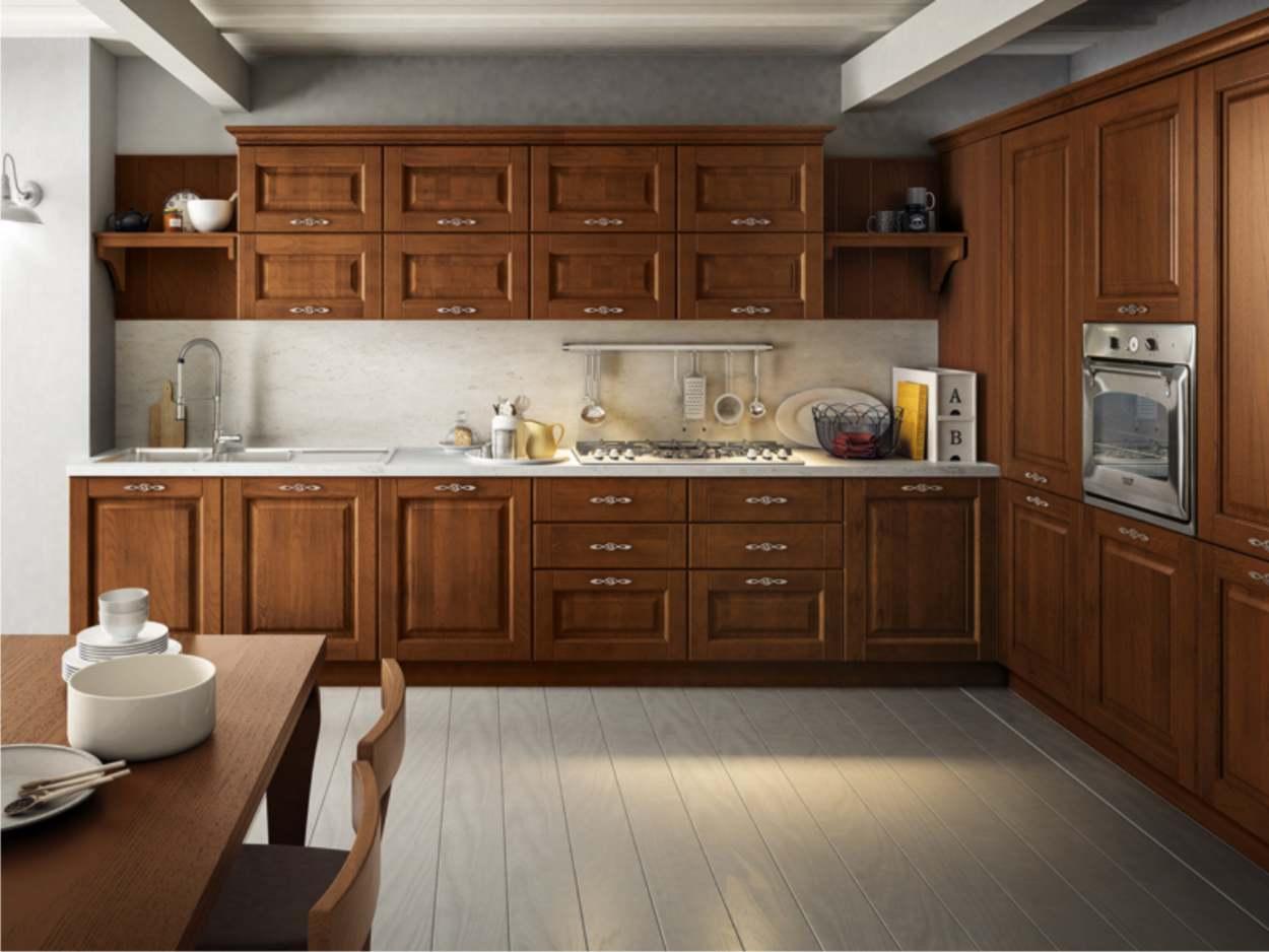 cucina classica saturnia