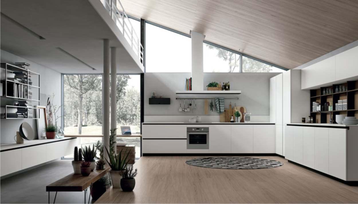 Immagini Cucine Ad Angolo cucine ad angolo: arredare su due pareti