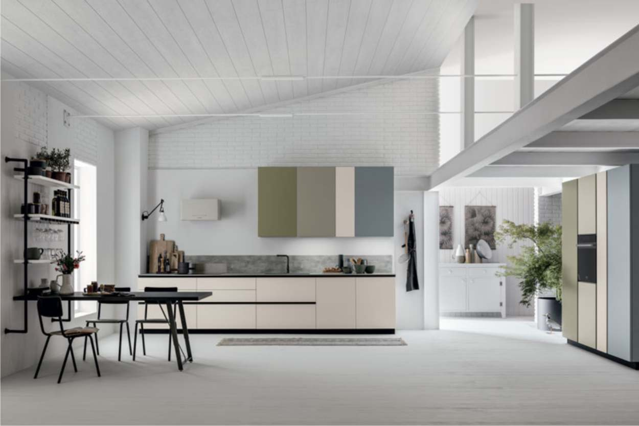 color trend cucine Stosa