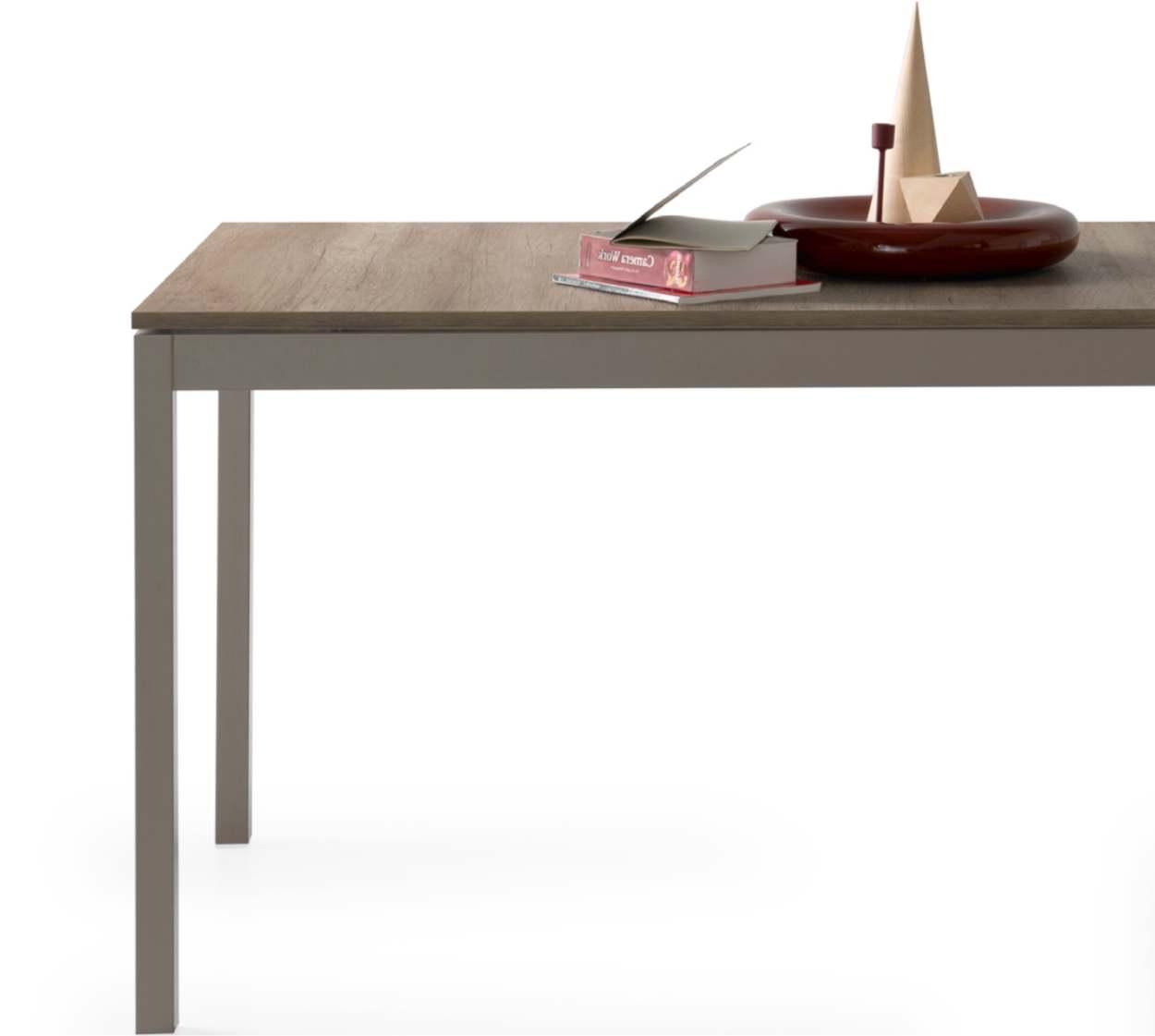 tavolo allungabile manualmente