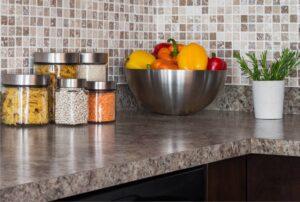 Top cucina in granito: naturale e resistente
