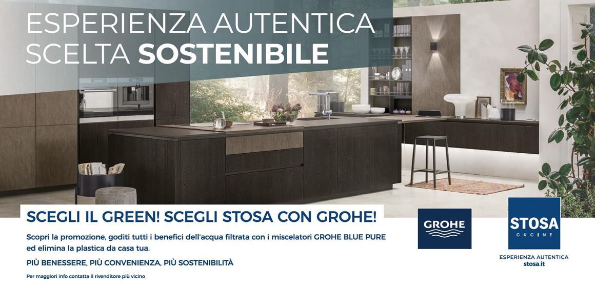 Read more about the article Promozione Grohe: acqua pura e cucina green